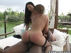 Amy, Anal Sex, Cuckold, Exotic, Interracial, Pornstar, Sean Michaels, Threesome, Wild,