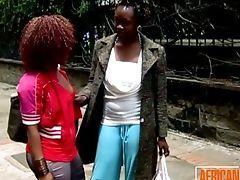 African, Hidden Cam, Lesbian, Shower,