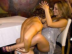 Beleza, Boquete, No Clube, Fofa, Sexo Em Grupo , Festa , Sexual, Striptease, Estiloso ,