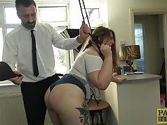 Ass, BBW, Big Ass, Big Tits, Bondage, Brunette, Curvy, Doggystyle, Domination, Hardcore,