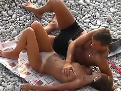 Beach, Homemade, Voyeur,