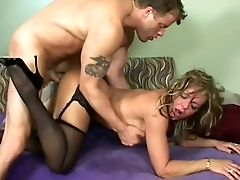 Hardcore, Housewife, Kelly Leigh, Mature, Mom, Stepmom, Wedding, White, Wife,