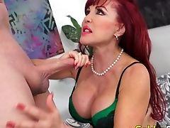 Big Tits, Hardcore, Mature, Old, Redhead, Sexy Vanessa,