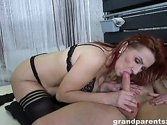 Amateur, Bedroom, Blowjob, Doggystyle, FFM, Grandpa, Mature, Missionary, Old And Young, Reality,