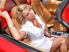 Blonde, Brianna Beach, Facesitting, Licking, Slut, Striptease, Tall,
