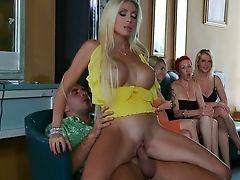 большие сиськи, блондинки, секс в одежде, член, Evita Pozzi, хардкор, лижет, мамочка, порнозвезда, верхом,