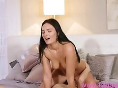 69, Bold, Brunette, Facesitting, HD, Lesbian, Licking, Oral Sex, Pawg, Pussy,