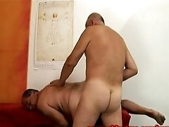 Anal Sex, Bear, Daddies, Mature, Old, Oral Sex, Threesome,