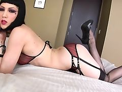Asphyxia Noir, Bra, Couple, Cum On Tits, Cumshot, Dick, Hardcore, Natural Tits, POV,