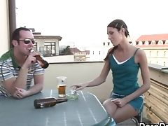 Bimbo, Clitoris, Couple, Drunk, Hardcore , Pénis Géant , Séduction, Maigre ,