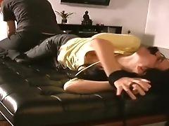 Babe, Foot Fetish, Lesbian, Tickling,