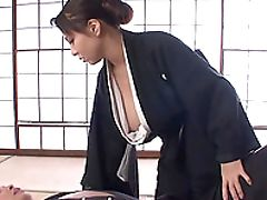 Blowjob, Couple, Dick, Handjob, Japanese, Mature, Milk, Oral Sex,