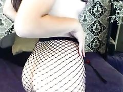 Bimbo, Gode , Masturbation, Coquine, Webcam,