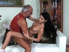 Anal Sex, Babe, Blowjob, Couple, Cowgirl, Handjob, Hardcore, Horny, Long Hair, Missionary,