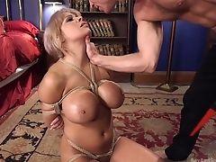 Amazing, BDSM, Blonde, Bondage, Hardcore, MILF, Rough,