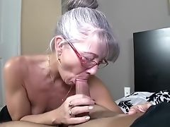 Big Cock, Glasses, Horny, Mature,