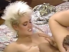 Babe, Bedroom, Christy Canyon, Classic, Cody Nicole, Couple, Cunnilingus, Cute, Ginger Lynn, Hairy,