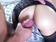 Anal Beads, Anal Fisting, Anal Sex, Ass, Ass Fingering, Ass Fucking, Ass To Mouth, Blonde, Fucking, HD,
