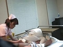 Blowjob, Clothed Sex, Couple, Felching, Handjob, Hardcore, Japanese, Nurse, Oral Sex, Pretty,