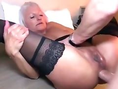 Anal Sex, Double Anal, Double Penetration, French, Gangbang, Granny, Mature,