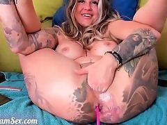 Fisting, Homemade, Sexy, Squirting,