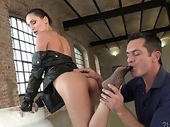 Ass, Babe, Big Ass, Big Cock, Blowjob, Cute, Deepthroat, Fetish, Foot Fetish, Hardcore,