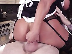 Anal Beads, Anal Sex, Ass, Ass Fucking, Ass To Mouth, Big Tits, Blowjob, Brunette, Ethnic, Filipina,