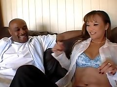 Black, Bra, Couple, Ethnic, Gorgeous, Hunk, Interracial, Mia Smiles,