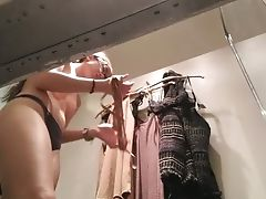 Changing Room, Horny, Naughty,
