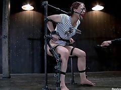 BDSM, Chained, Cheyenne Jewel,