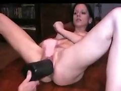 Amateur, Double Fisting, Fisting, MILF, Sex Toys,