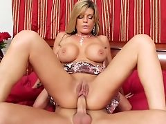 American, Bedroom, Blonde, Hardcore, Homemade, Housewife, Kristal Summers, MILF, Mom, Old And Young,