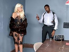 Anal Sex, Big Ass, Big Tits, Blonde, Blowjob, Cheating, Cop, Hardcore, High Heels, Husband,