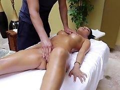 American, Asa Akira, Babe, Big Tits, Bold, Cute, Ethnic, Massage, MILF, Oiled,