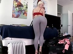 Anikka Albrite, Ass, Babe, Blonde, Juicy, Ponytail, Pussy, Reality, Teasing, Teen,