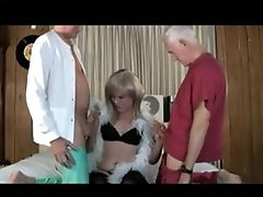 Crossdressing, Old,