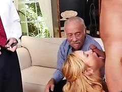 Blonde, Blowjob, Dirty, Facial, Frankie, Grandpa, Handjob, Hardcore, Homemade, Old,