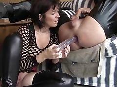 Amateur, Anal Sex, Dildo, Massage, Prostate, Sex Toys,