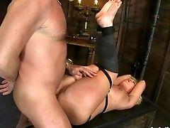 BDSM, Hardcore, Sasha Knox,