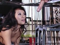 Asa Akira, Babe, Blowjob, Condom, Ethnic, Facial, Handjob, Japanese, Outdoor, Slut,
