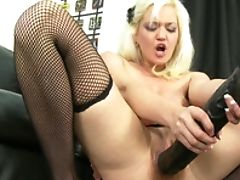 Babe, Blonde, Cunt, Dressed, Fingering, Lingerie, Sex Toys, Sexy, Whitney Grace,