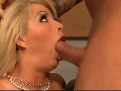 Big Tits, Blonde, Blowjob, Bra, Brooke Haven, College, Couple, Cumshot, Facial, Fake Tits,