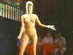 Christy Lee, Striptease,