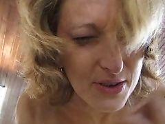 Anal Sex, French, MILF, POV,