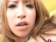 Babe, Beauty, Blonde, Boobless, Close Up, Dildo, Ethnic, Examination, Hairy, Japanese,