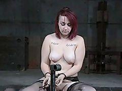 BBW, BDSM, Dungeon, Fetish, Ginger, Old, Punishment, Redhead, Torture,