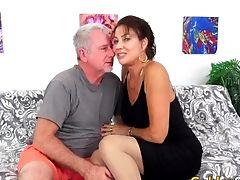 Big Tits, Blowjob, Dick, Hardcore, Mature, Pussy, Slut, Vanessa Videl, Wild,