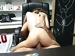 Close Up, Cum Swallowing, Cute, Doggystyle, Ethnic, HD, Milk, Missionary, Natural Tits, Oral Sex,